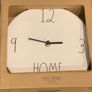 Rae Dunn Home Clock Brand new